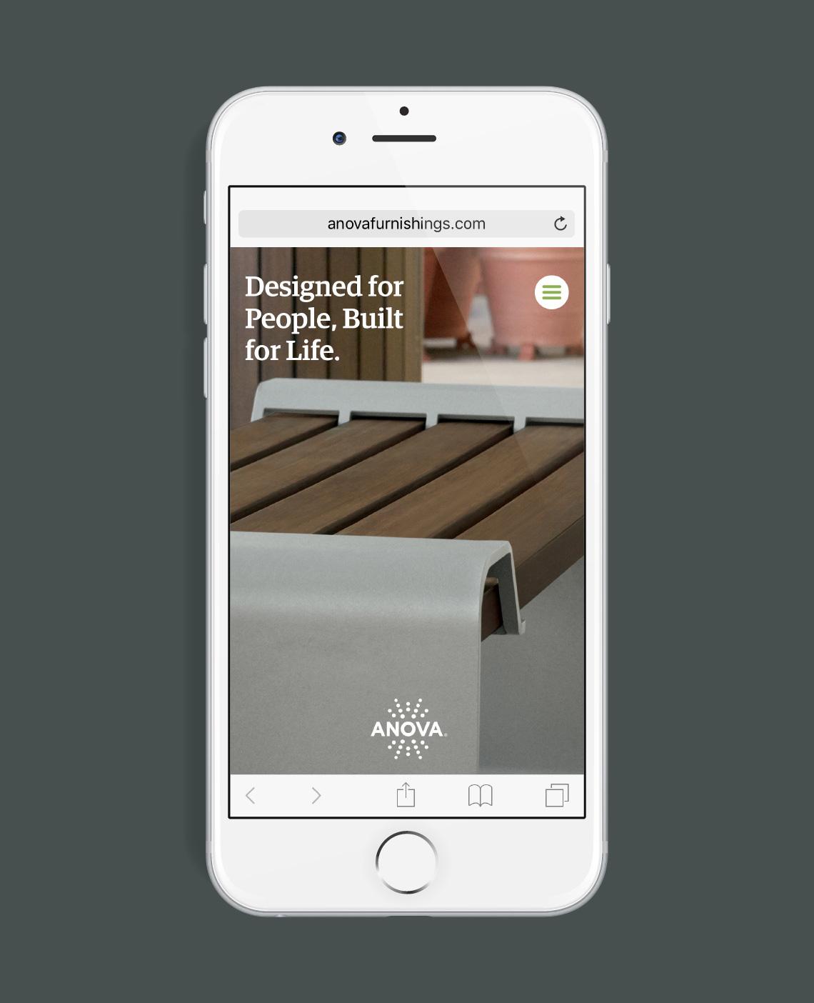 Anova Website